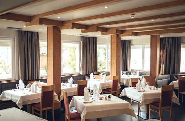 Il ristorante Sluderno Saldur Small Active Hotel