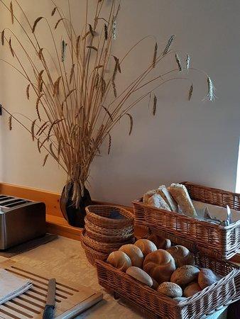 La colazione Garni (B&B) Glurnserhof