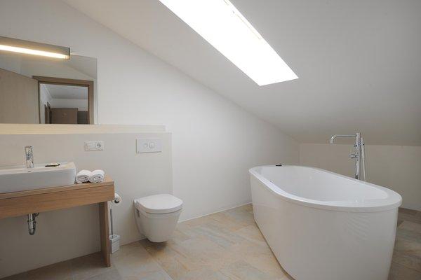 Foto del bagno Burggasthof Zum Weissen Rössl
