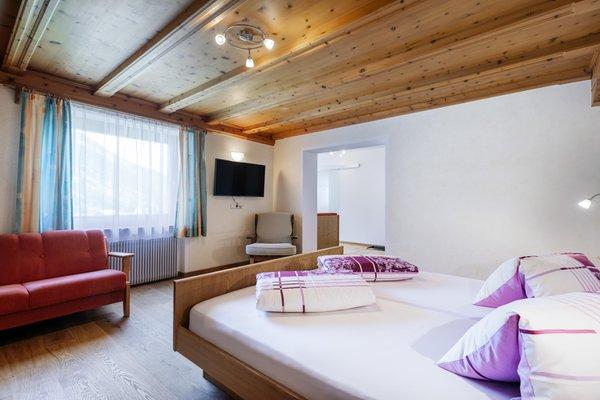 Foto della camera Hotel Chavalatsch
