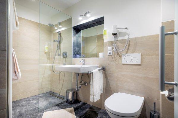Foto del bagno Hotel Chavalatsch