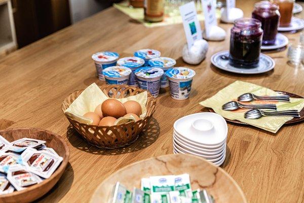 La colazione Hotel Chavalatsch