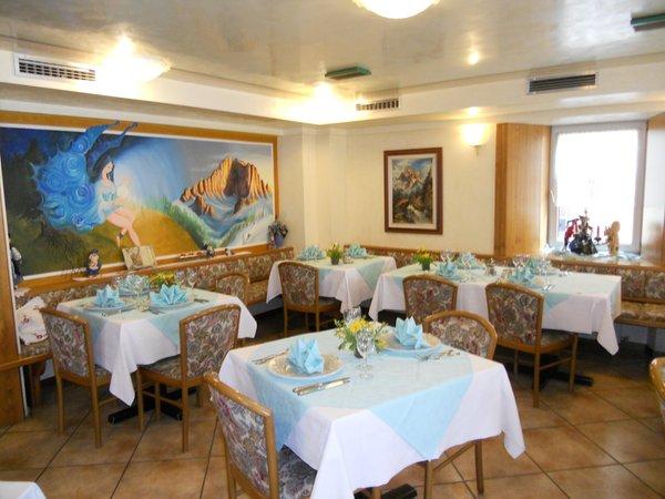 Il ristorante Arabba - Pieve di Livinallongo Albergo Alpino