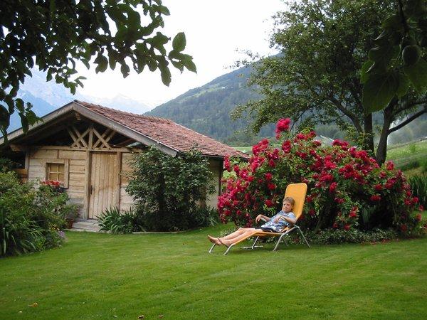Foto del giardino Tubre in Val Monastero