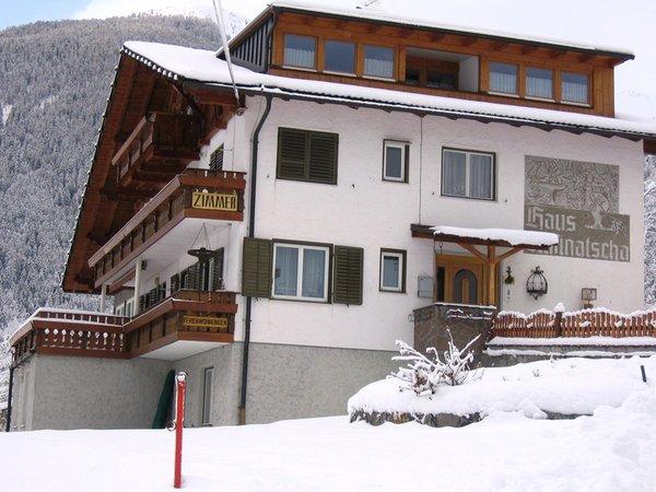 Foto invernale di presentazione Haus Rufinatscha - Garni + Residence 3 stelle