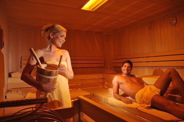 Photo of the sauna Solda / Sulden
