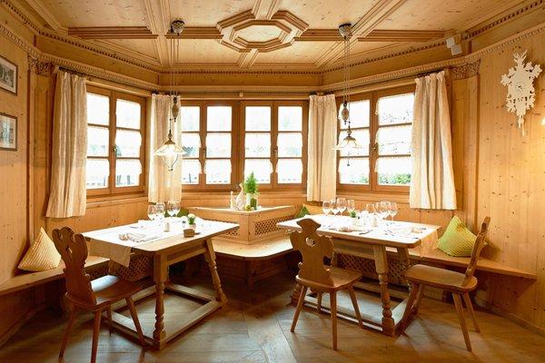 Il ristorante Stelvio Gallia