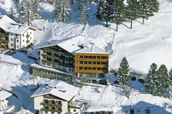 Photo exteriors in winter Mignon