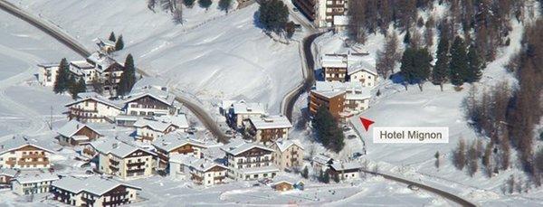 Position Hotel Mignon Solda
