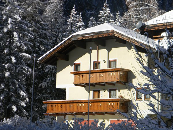 Foto invernale di presentazione Riz Claudio - Appartamenti 4 genziane