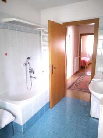 Foto del bagno Appartamento Riz Claudio