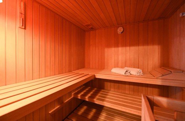Foto della sauna Solda