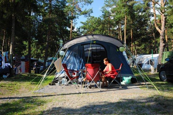 Präsentationsbild Campingplatz Kiefernhain