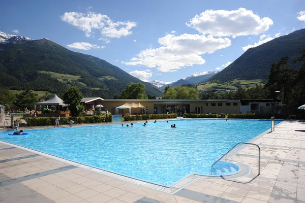 Schwimmbad Campingplatz Kiefernhain