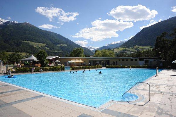 La piscina Kiefernhain -