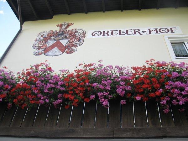 Logo Residence Ortlerhof