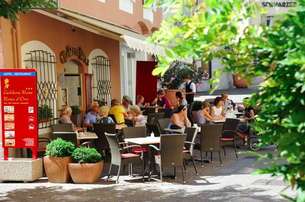 Goldene Rose - Hotel 3 stelle Silandro