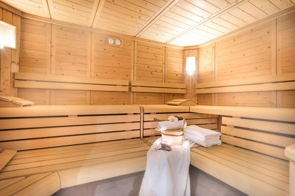 Foto della sauna Silandro