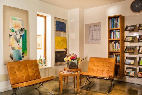 Le parti comuni Residence Landhaus Fux
