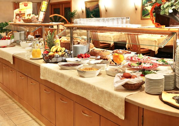 La colazione Hotel Maria Theresia