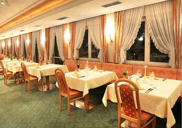 Il ristorante Silandro Maria Theresia