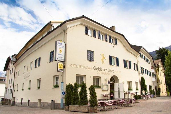 Foto estiva di presentazione Goldener Löwe - Anno 1773 - Hotel 3 stelle