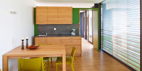 Foto della cucina Kortscherhof