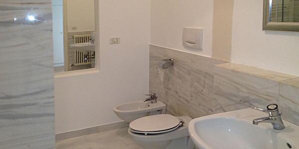 Foto del bagno Residence Kortscherhof