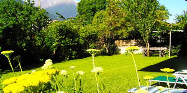 Foto del giardino Silandro