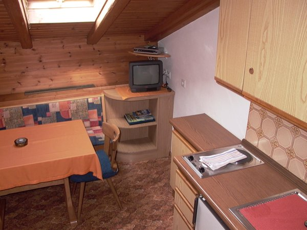 La zona giorno De Martin - Camere private + Appartamenti 3 soli