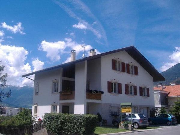 Foto estiva di presentazione De Martin - Camere private + Appartamenti 3 soli