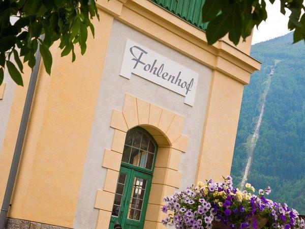 Foto di alcuni dettagli Fohlenhof