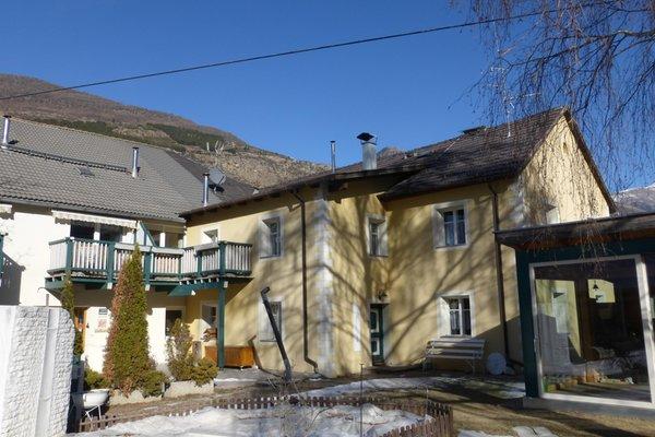 Foto invernale di presentazione Fohlenhof - Appartamenti in agriturismo 4 fiori