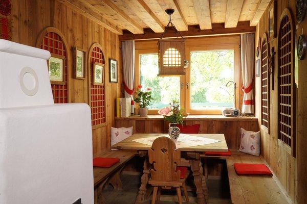 Foto della stube  Appartamenti in agriturismo Fohlenhof