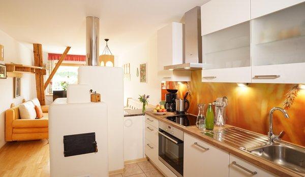 Foto della cucina Fohlenhof
