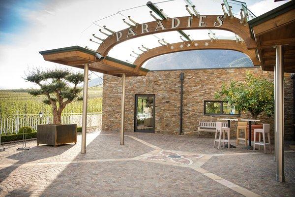Hotel Paradies Val Venosta