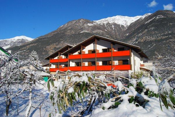 Foto invernale di presentazione Bamboo - Hotel 4 stelle