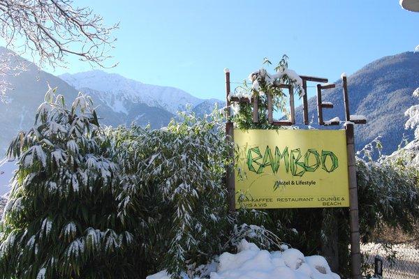 Foto del giardino Coldrano (Laces - Val Martello)