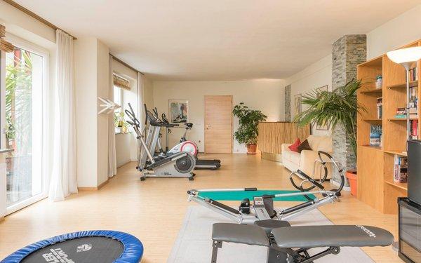 Foto della zona fitness Hotel Bamboo