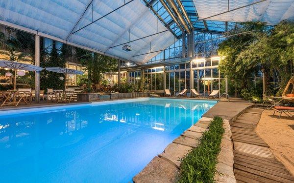 La piscina Bamboo - Hotel 4 stelle