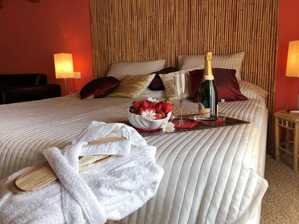 Foto della camera Hotel Bamboo