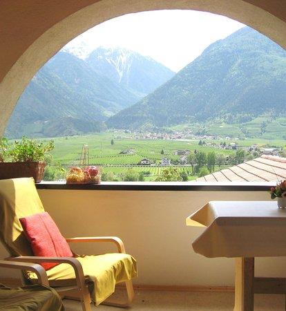 Photo of the balcony Obkircher