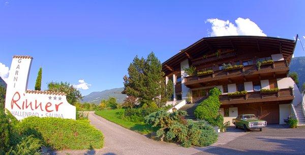 Foto esterno in estate Rinner