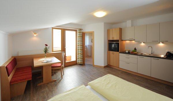 Der Wohnraum Obstgarten - Pension + Residence 2 Sterne