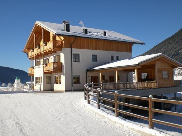 Foto invernale di presentazione Untersieglerhof - Appartamenti in agriturismo