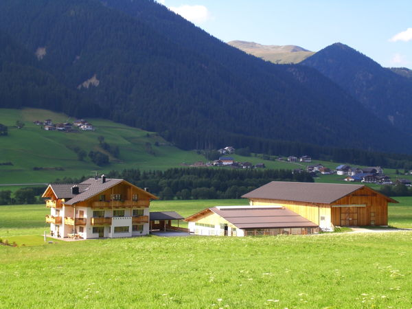 Foto esterno Appartamenti in agriturismo Untersieglerhof
