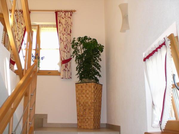 Le parti comuni Appartamenti in agriturismo Untersieglerhof