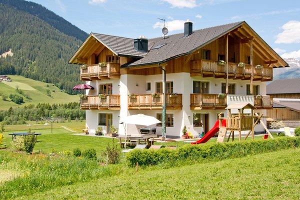 Foto estiva di presentazione Untersieglerhof - Appartamenti in agriturismo