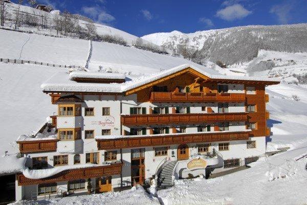 Foto invernale di presentazione Bergfrieden - Hotel 3 stelle sup.