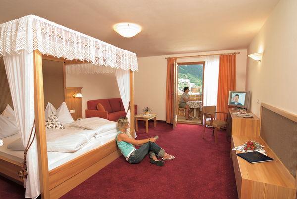 Foto della camera Hotel Bergfrieden